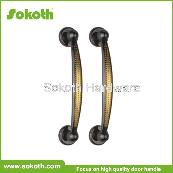 Manufacturer supply pull handle,door pull handle,double sided door ...