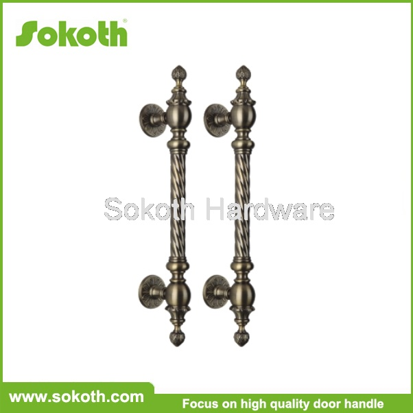 high precision Decorative stainless steel Front door 1800mm long ...