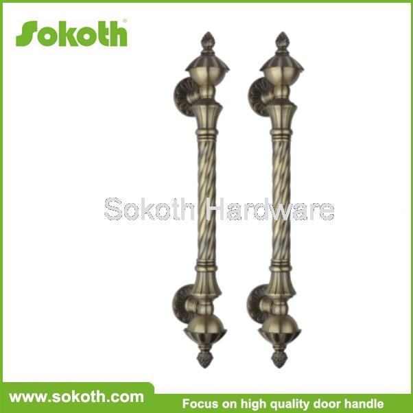 stainless steel door pull handle/fridge door handle/stick door handle
