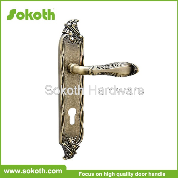 Upvc Window And Door Hardware Doors And Window Handle Key Door Handle With  Locker Window Handle Lock